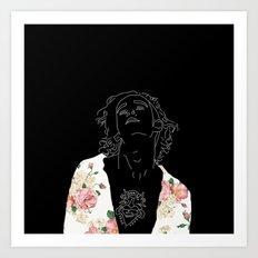 MATTY HEALY // FLORAL Art Print