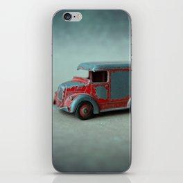 Toy Van iPhone Skin