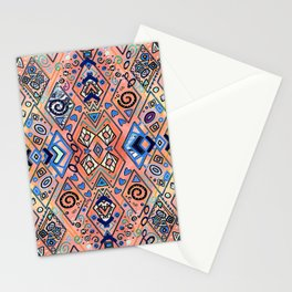 Confusion Doodle Drawing Stationery Cards