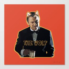 The Wolf 1 Canvas Print