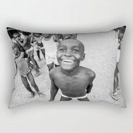 Niños Chocoanos Rectangular Pillow