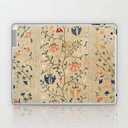 Uzbekistan Suzani Nim Embroidery Print Laptop & iPad Skin
