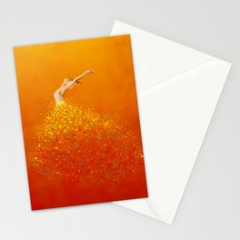 Follow the wind Stationery Cards