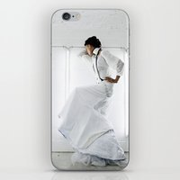 wedding iPhone & iPod Skins featuring Wedding by Anthracite