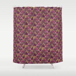 CHIC RHINO Shower Curtain