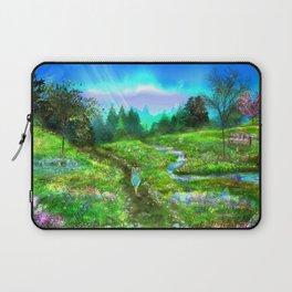 Meadow of Life Laptop Sleeve