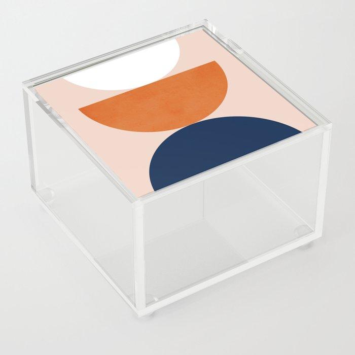 Abstraction_Balance_Minimalism_001 Acrylic Box