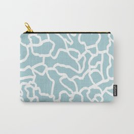 abstract siluet Carry-All Pouch