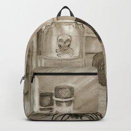 voodoo doll Backpack