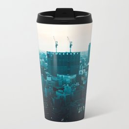Osaka morning Metal Travel Mug
