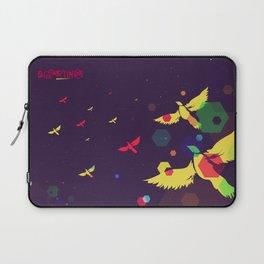 Cosmic flight Laptop Sleeve