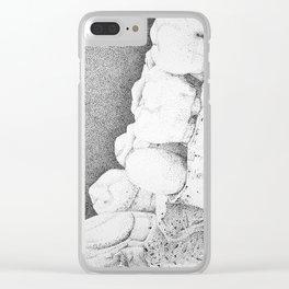 Teeth Clear iPhone Case