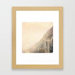 Winter scape #2 Framed Art Print