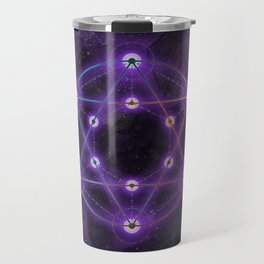 The Geometry of the Divine Travel Mug