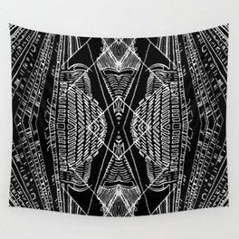 City Kaleidoscope - Brisbane  Wall Tapestry