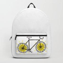 Ride On Sunshine Backpack