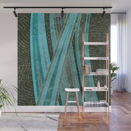 No Exit Abstract Design Wall Mural