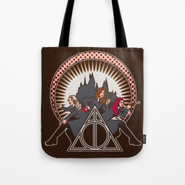 Dumbledore's Angels  Tote Bag