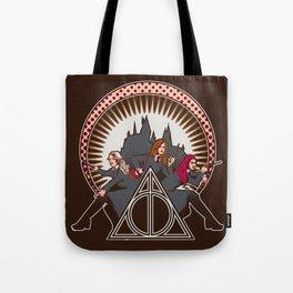 Dumbledore's Angels  Tote Bag