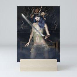 Xuannü  Mini Art Print