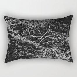 Hyphae Fungi Rectangular Pillow