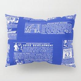 MCM CLASSIFIED Pillow Sham