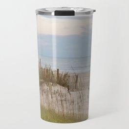 Dawn At The Beach Travel Mug