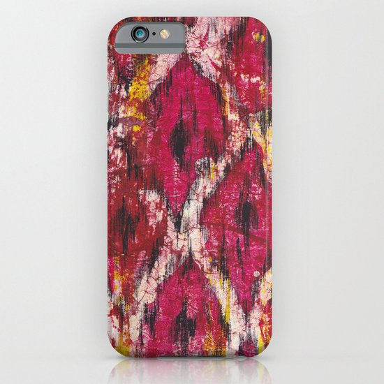 Ikat1 iPhone & iPod Case