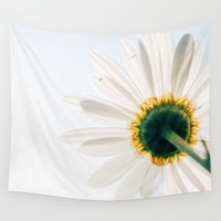 daisy Wall Tapestries featuring Daisy by StayWild