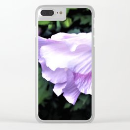 They Arrive In Spring Clear iPhone Case