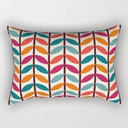 Optical Overlap #1 Rectangular Pillow