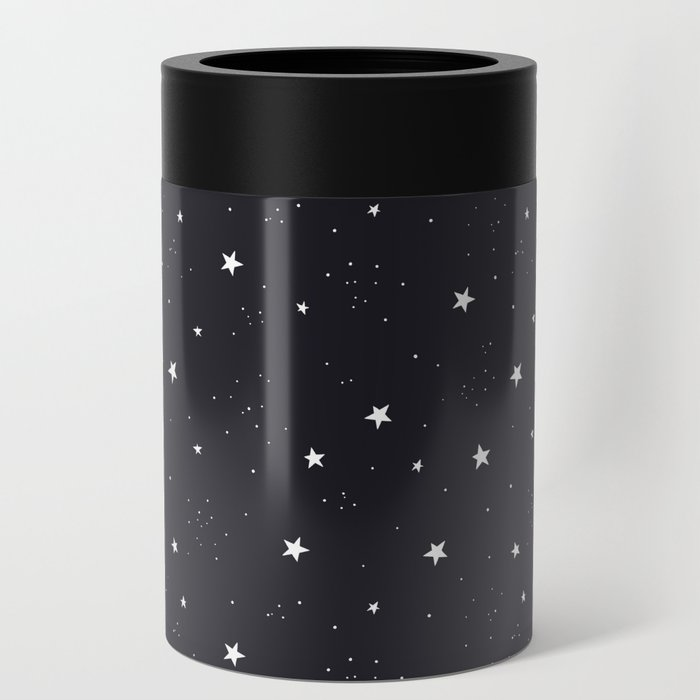 stars pattern Can Cooler