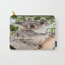 Shh! It's Nap Time, Koala, Australia Carry-All Pouch