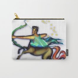 Sagittarius sign  Carry-All Pouch