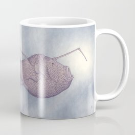 Deep Sea Anglerfish, C. holboelli Coffee Mug