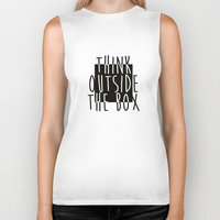 quote Biker Tanks featuring Quote by Motivational