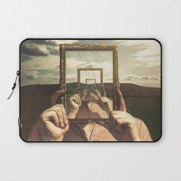 Empty Frame Laptop Sleeve