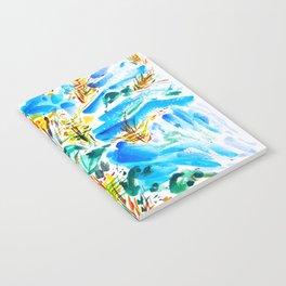 M Street Beach Notebook