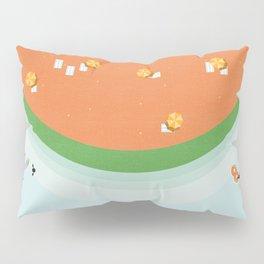 Life's a beach Pillow Sham