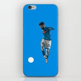 Lorenzo Insigne - Napoli iPhone Skin