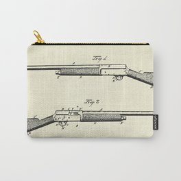 Recoil Operated Firearm-1900 Carry-All Pouch