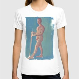PATCH, Nude Male by Frank-Joseph T-shirt