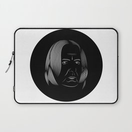 Alan Rickman Laptop Sleeve