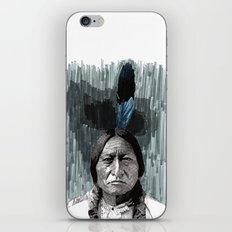 Sitting Bull iPhone & iPod Skin