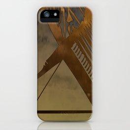 Piramidal 16.5.16 iPhone Case