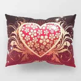Surely his heart Pillow Sham