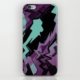 Action Packed iPhone Skin