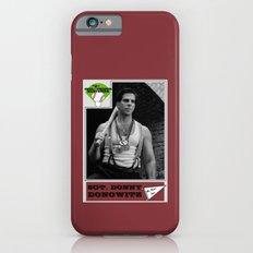 Donowitz Ball Card Slim Case iPhone 6s
