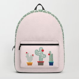 We are 3 cactus! Backpack