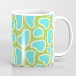 Hot Springs Pools - Pattern by Mellie Test Coffee Mug